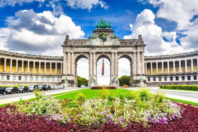 Beautiful Brussels