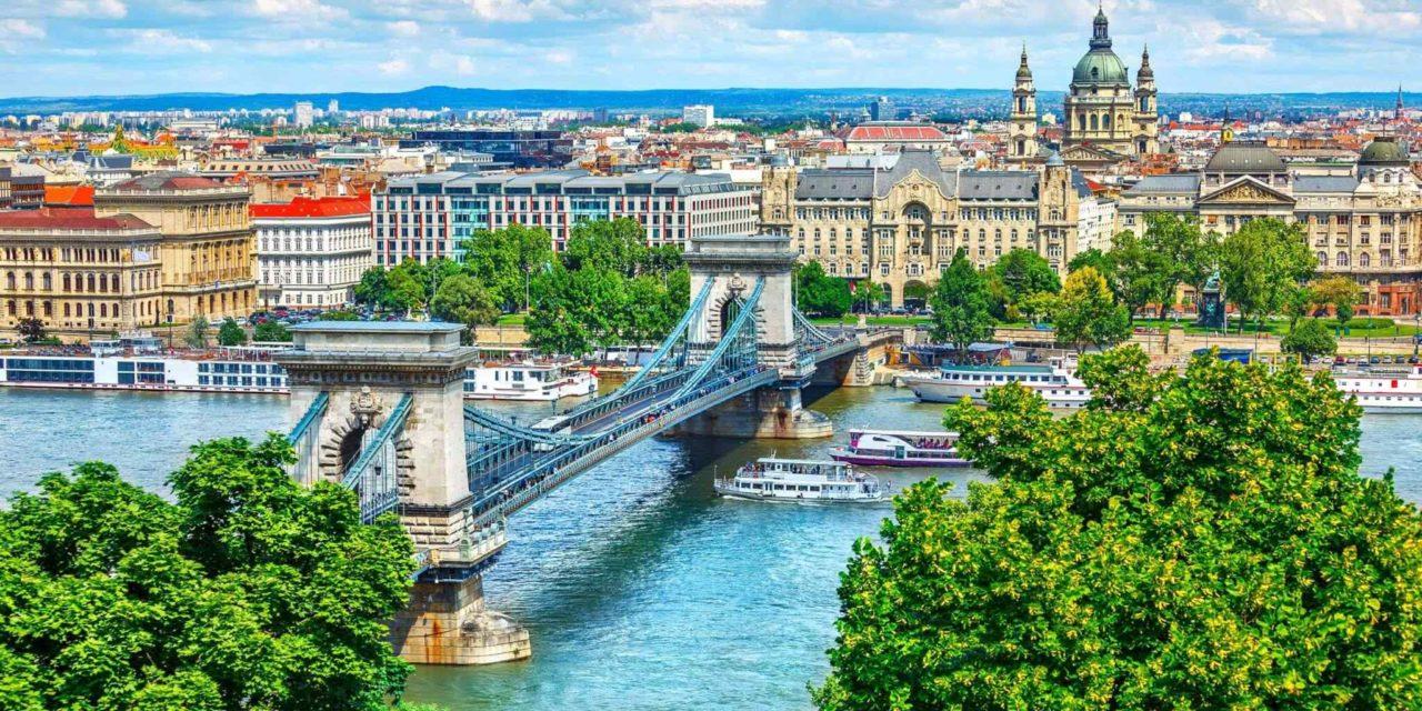 Visit Beautiful Budapest