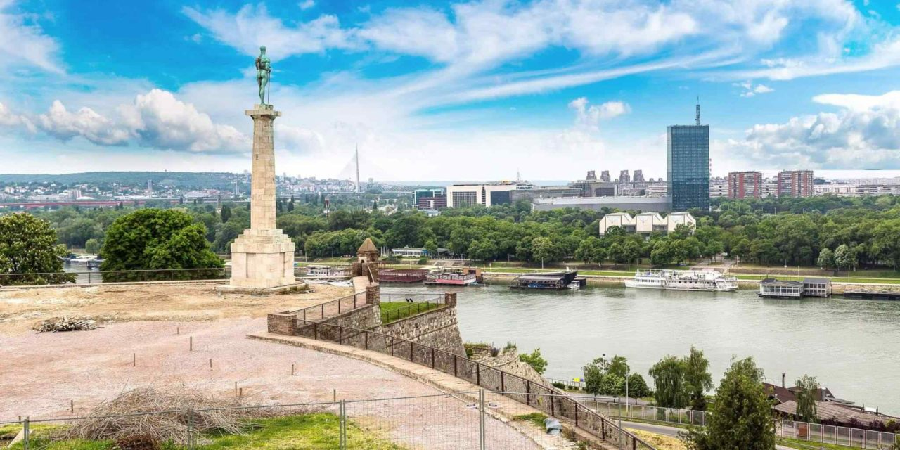 Exciting Belgrade